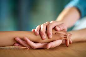 What are the health benefits of affective touch?